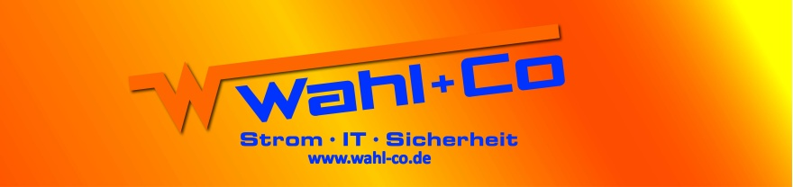 Wahl Co